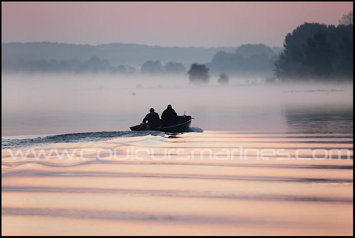 photo, la loire, champtoceaux, maine et loire, loire atlantique, photos, la loire, pêcheurs, barques, erik brin, photographe,