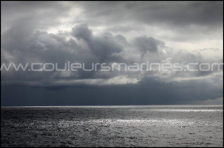 Photos de tempête en mer, Golfe de Gascogne par Erik Brin, photographe de mer