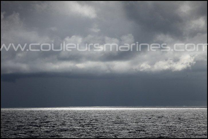 Photos, tempête en mer dans le Golfe de Gascogne par Erik Brin, photographe de mer