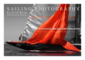 Sailing photography by Erik Brin